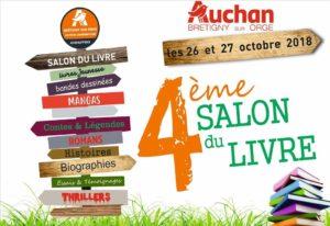 Auchan Bretigny_salon Octobre 2018