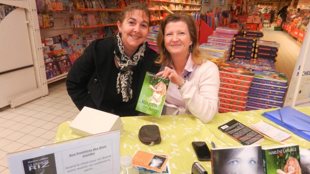 Auchan Fontenay 12 et 14 dec 2014