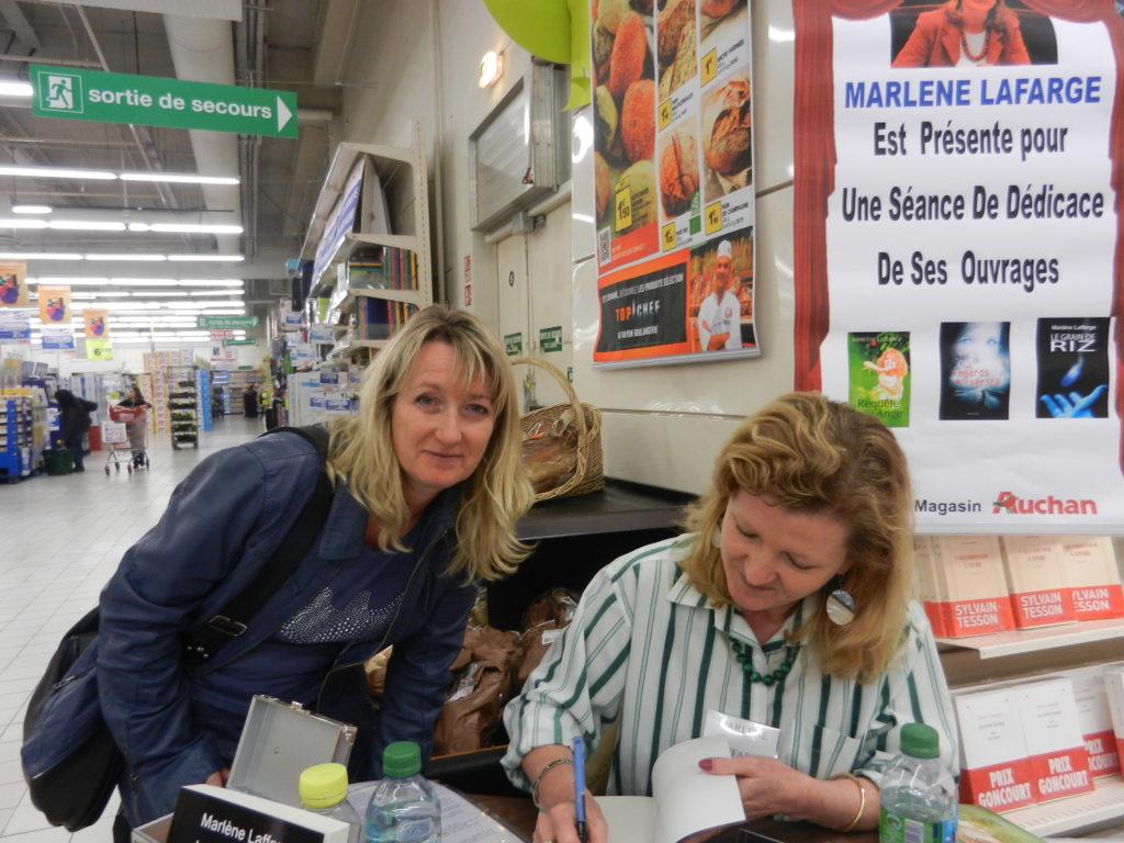 Auchan Neuilly sur Marne Mars 2014
