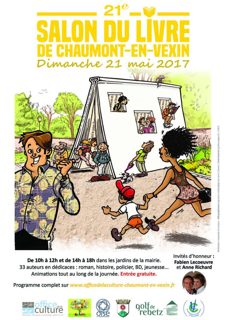 Chaumont en Vexin mai 2017