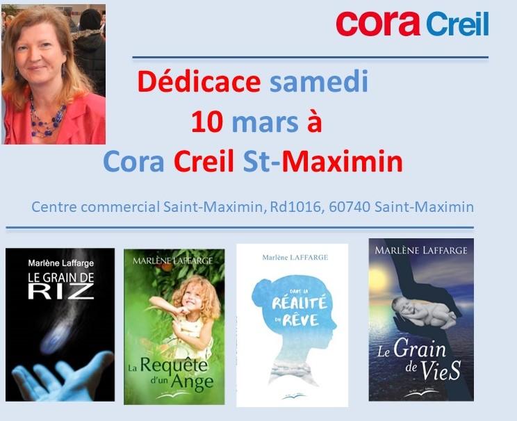 Cora St-Maximin MARS 2018