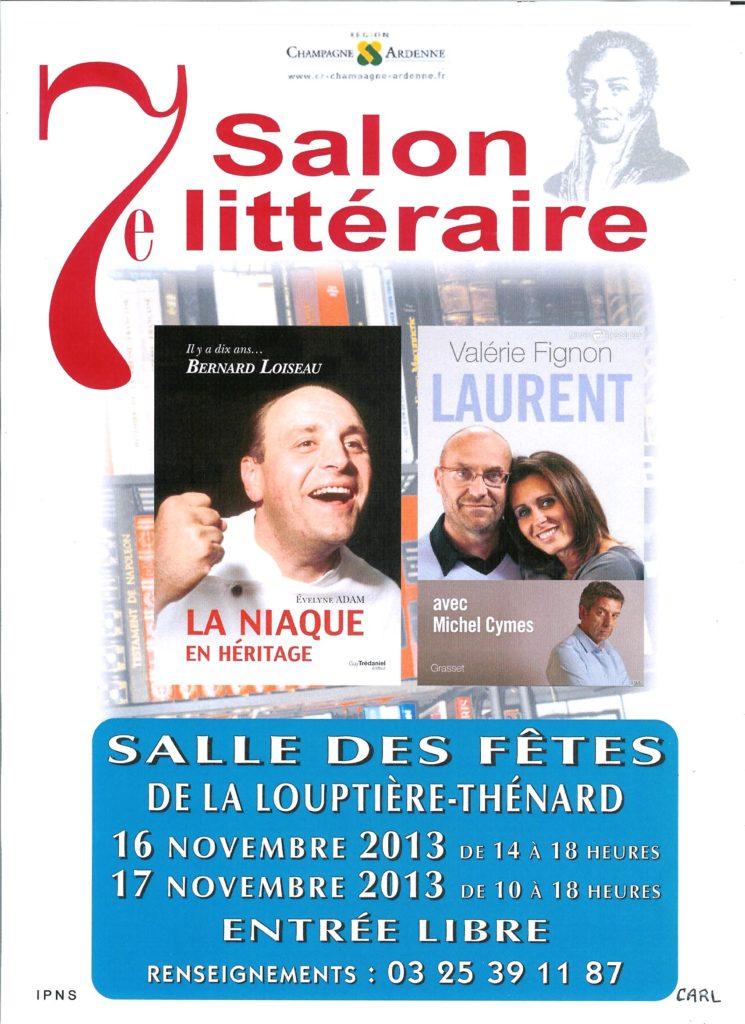 Louptiere Thenard 2013