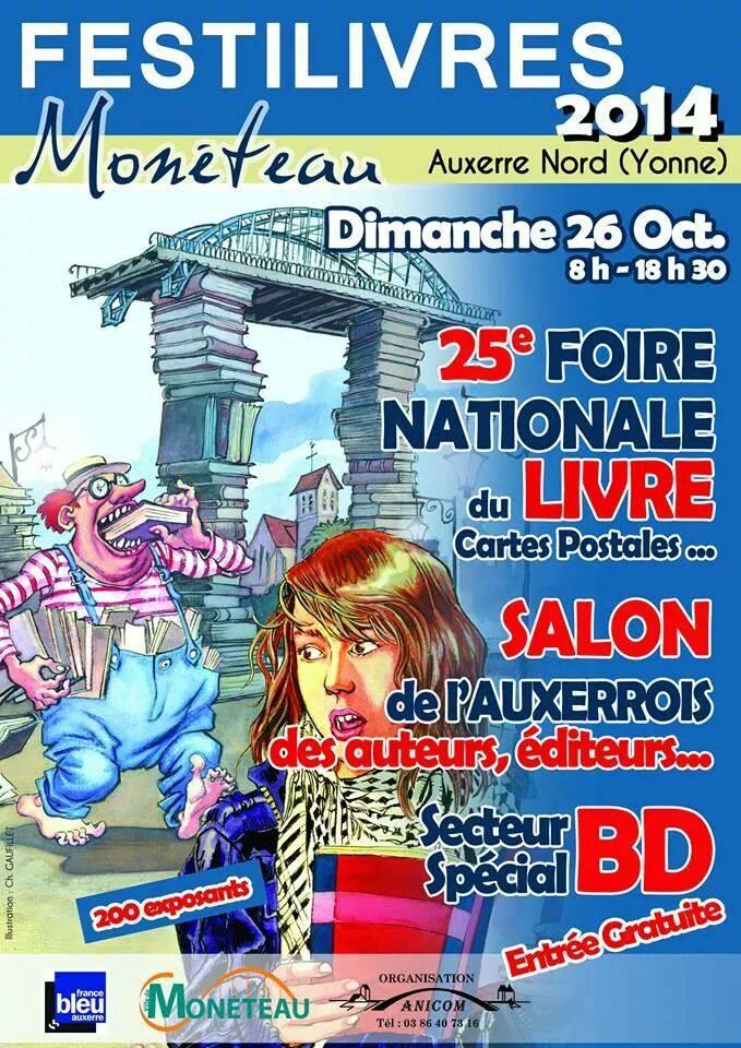 Monéteau 2014