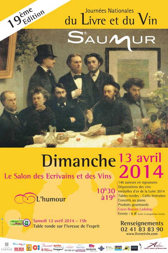 Saumur_Livre et Vin 2014
