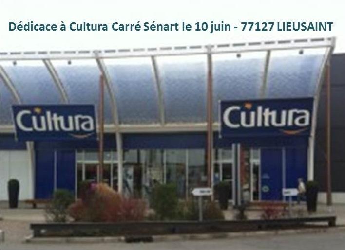 Cultura Lieusaint juin 2015