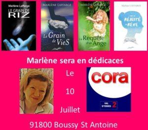 Affiche Cora 10 juillet